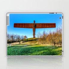 Angel of the North Laptop & iPad Skin