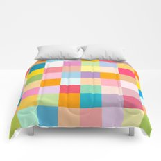 Candy colors Comforters