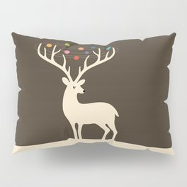 My Deer Universe Pillow Sham