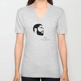 Kyrie Gets Buckets Unisex V-Neck