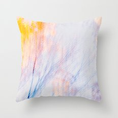Indian Summer Throw Pillow