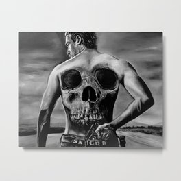 sons of anarchy Metal Print