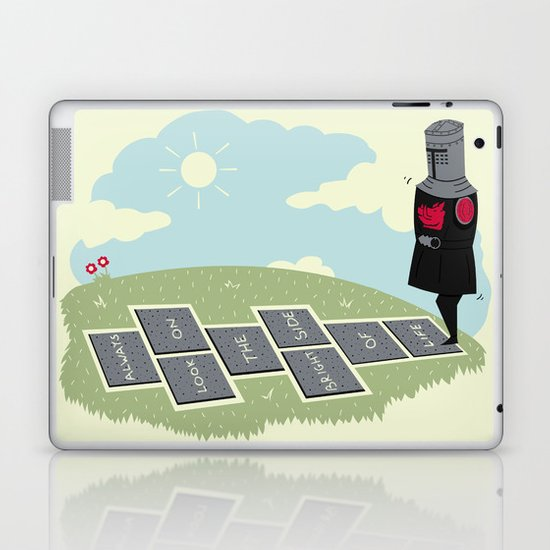 The Optimist Laptop & iPad Skin