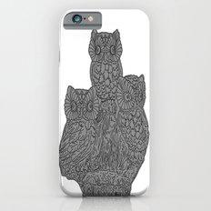 Three Owls iPhone 6s Slim Case