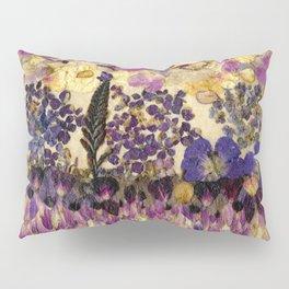 Petals As Paint - Purple Passion Pillow Sham