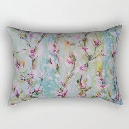 Magnolia2 Rectangular Pillow