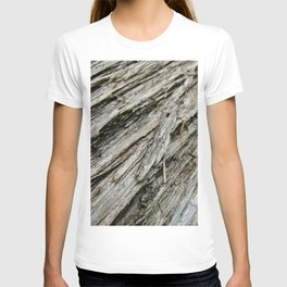 Bark on a Downed Tree T-shirt