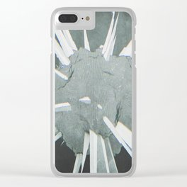 throttle to the full force Clear iPhone Case
