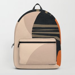 Abstract Shapes 12 Backpack