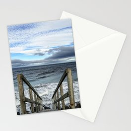 A Way to the Sea Stationery Cards