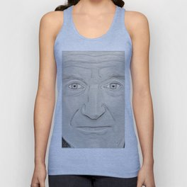 Robin Williams Unisex Tank Top