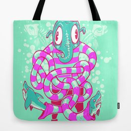 Shark Hands! Tote Bag