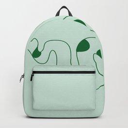 Little Green Snake Backpack