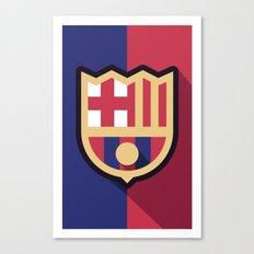 FCB Canvas Print