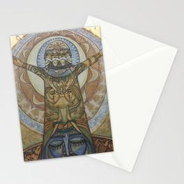 ETERNAL CREATION Stationery Cards