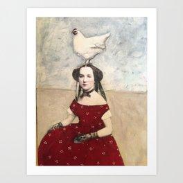 Her Highness Art Print