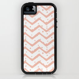 Chevron | by Kukka iPhone Case