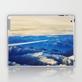 Airplane above the Clouds I Laptop & iPad Skin