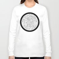 mirror Long Sleeve T-shirts featuring Mirror by 5wingerone