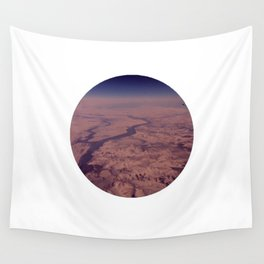 yes, the river knows Wall Tapestry
