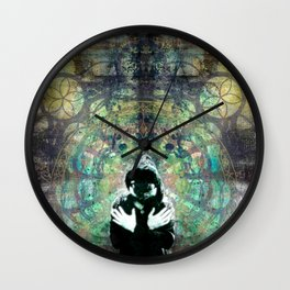 Epoch Radiance Wall Clock