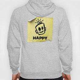 THE HAPPY STICKER Hoody