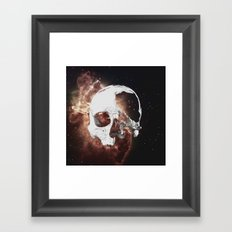 but soon we'll see thee light Framed Art Print