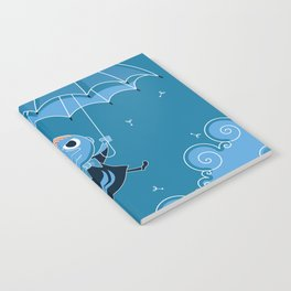 Little my, the moomins Notebook