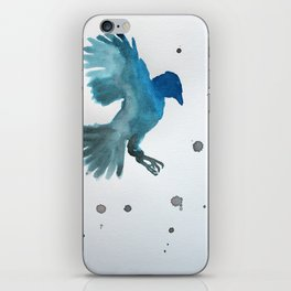 Bluejay iPhone Skin
