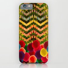 Chevron And Dots iPhone 6s Slim Case
