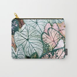 Angel Wings Foliage Carry-All Pouch
