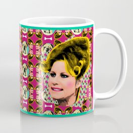 """Noughty Queens - Paulette Legally Blonde """"I'm Taking the Dog Dumbass"""" Coffee Mug"""