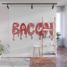 BACON Wall Mural