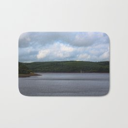 Usk Reservoir Bath Mat