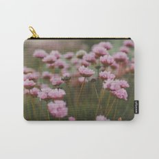 Pale Pink Carry-All Pouch