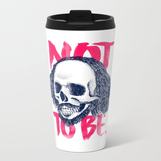 There's no more question. Metal Travel Mug