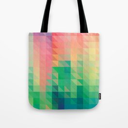 Triangular studies 01. Tote Bag