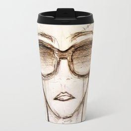 Hang On For Me Travel Mug