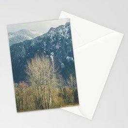 Mt. Si, Washington Stationery Cards