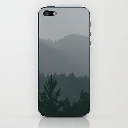 Forest Palette iPhone Skin