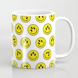 Alien Smiley Coffee Mug