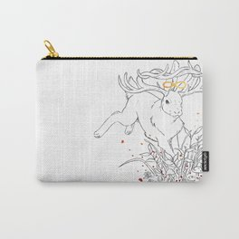 Infinity Rabbit Carry-All Pouch