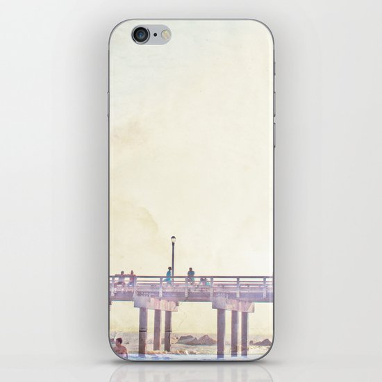 California Dreamin' in NY iPhone & iPod Skin