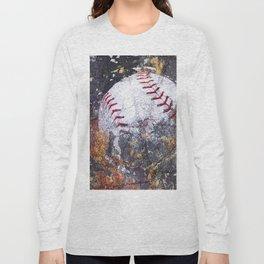 Baseball Art 5 Long Sleeve T-shirt