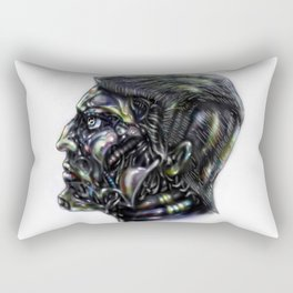 Robot me Rectangular Pillow