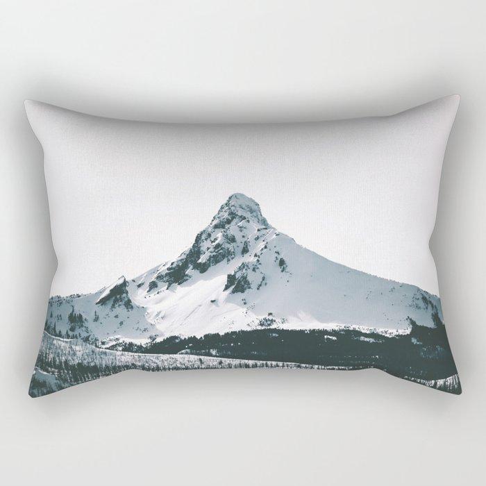 Mount Washington II Rectangular Pillow