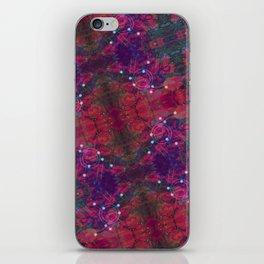 Electron Bloom iPhone Skin