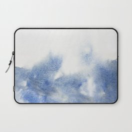 Watercolor abstract many color no.30 Laptop Sleeve