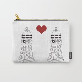 Daleks need love too Carry-All Pouch