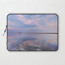 """Heaven walk"". Tarifa beach Laptop Sleeve"